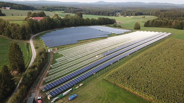 drone inspectie pv systeem